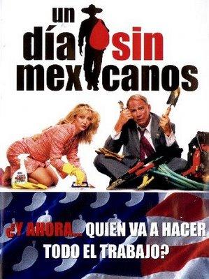 Un día sin mexicanos (2004) - Subtitulada