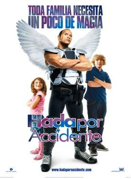 Hada por accidente (2009) - Subtitulada