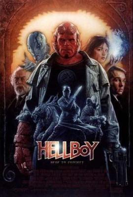 Hellboy 1 y 2 - Subtituladas
