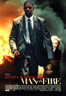Man On Fire (Hombre En Llamas) (2004) - Latino