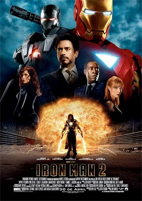 Iron Man 2 (2010) Latino