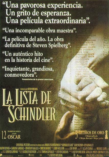 La lista de Schindler (1993) - Subtitulada