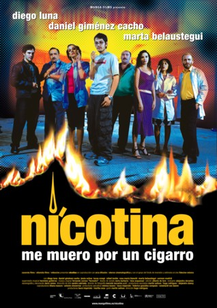 Nicotina (2004) - Latino