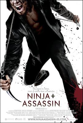 Ninja Assassin (2009) - Subtitulada