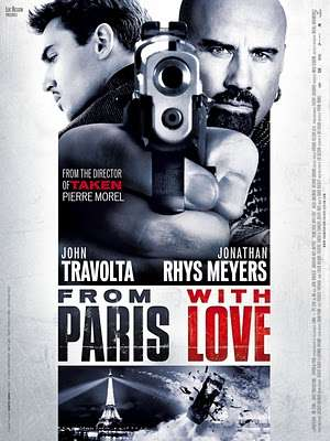 From Paris With Love (2010) - Subtitulada
