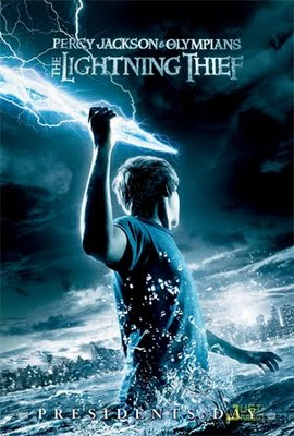 Percy Jackson y el ladrón del rayo (2010) - Subtitulada