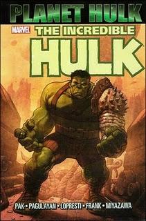 Planet Hulk (2010) - Subtitulada