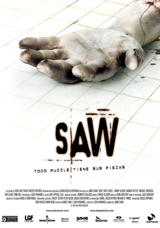 Saw (2004) Subtitulada