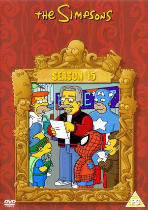 Simpsons Online Temporada 15