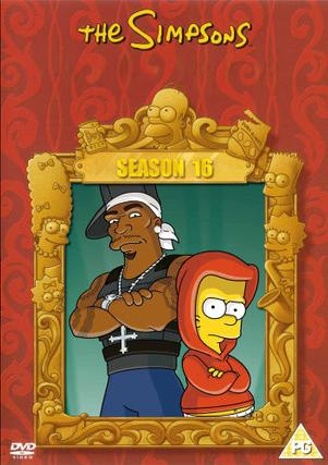 Simpsons Online Temporada 16