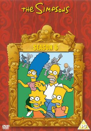 Simpsons Online Temporada 6