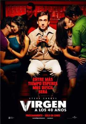 Virgen a los 40 (2005) - Subtitulada