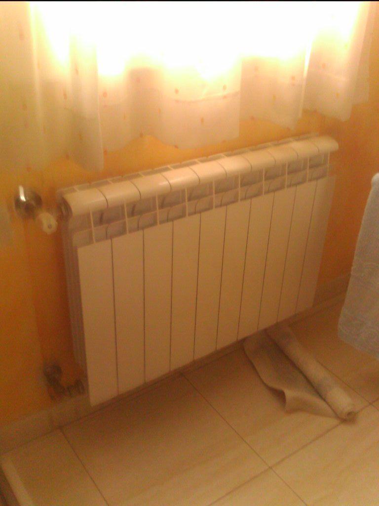 fontanero en salamanca calefaccion