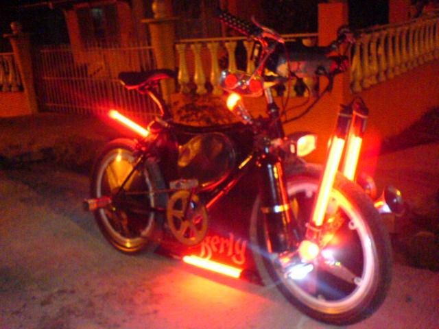 mi bicicleta modificada en panama fijense   taringa