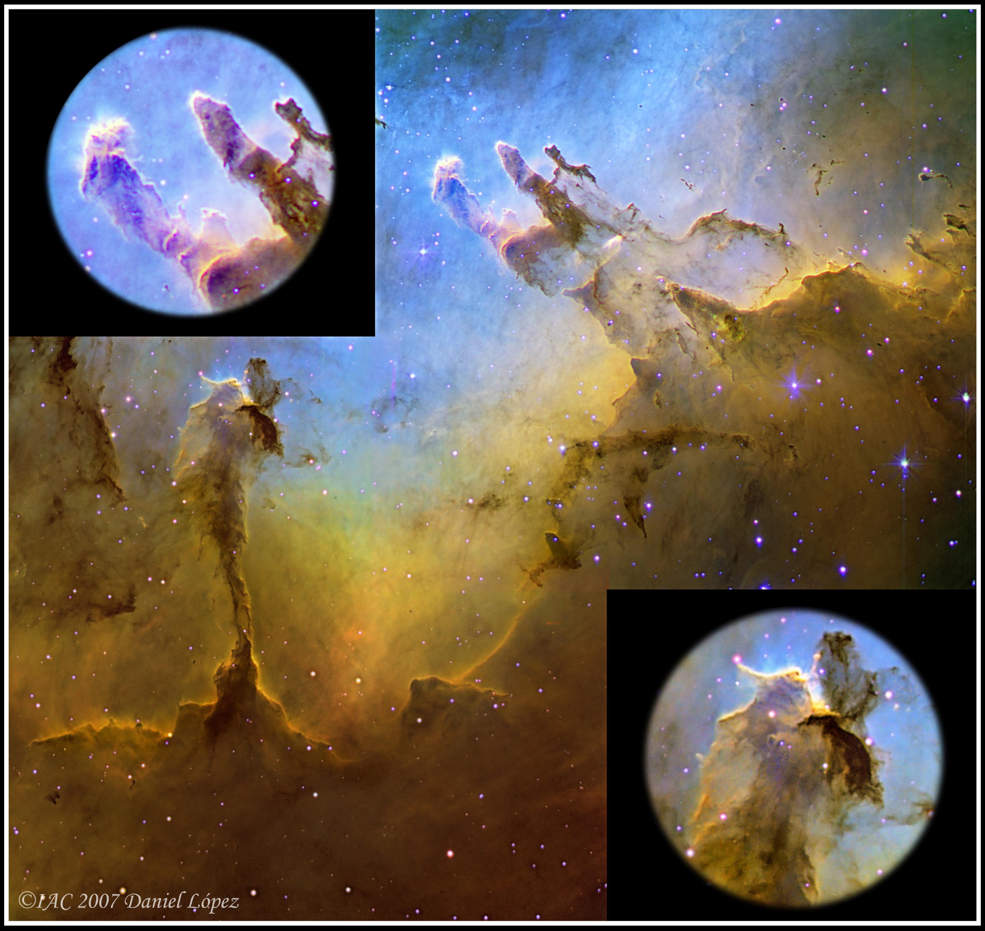 Resultado de imagen de En 1.965 se detectó por primera vez grupos oxidrilo en el espacio  y se comenzó a estudiar su distribución.