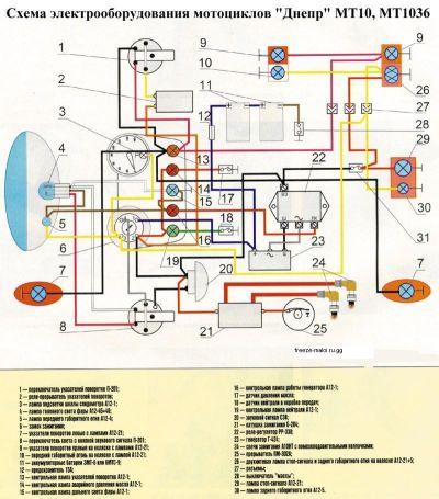 схема ява 638 схема кмз-8.113