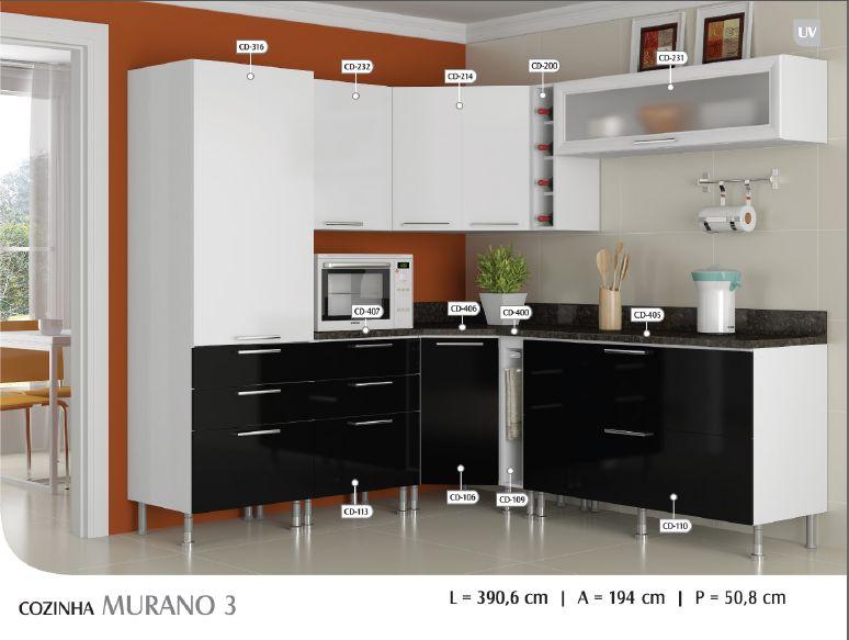 Cocinas modulares carpinter a a en preciolandia - Cocinas modulares ...