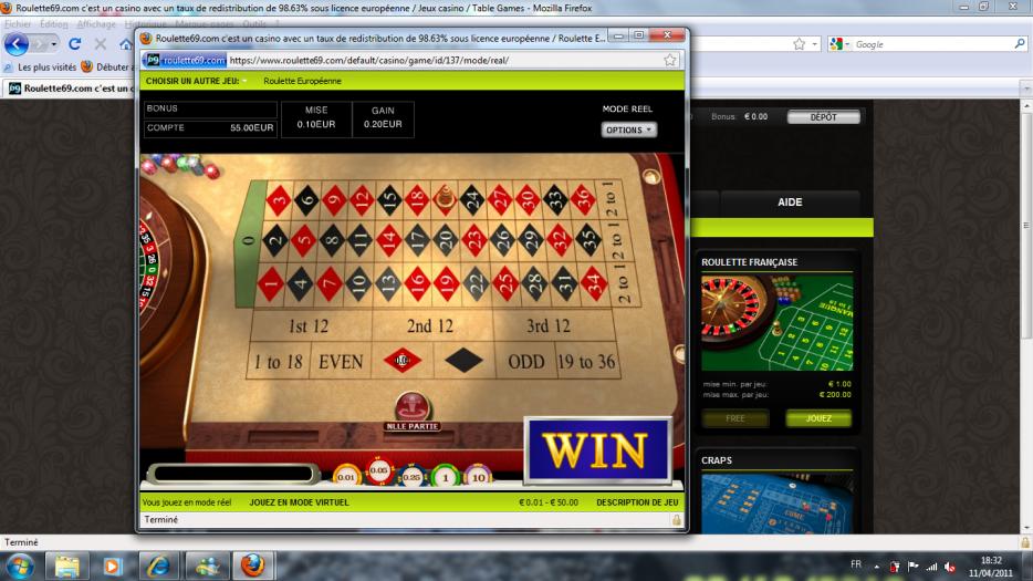 Comment gagner a la roulette au casino reel