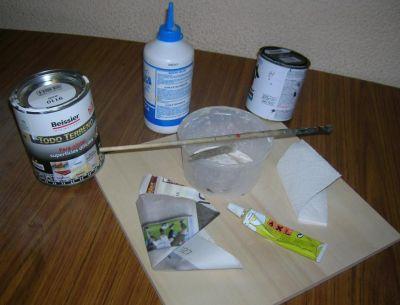 Materiales para hacer esculturas