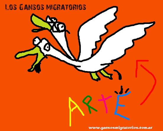 Gansos Migratorios(Sus canciones,sus vídeos, sus ensueños)
