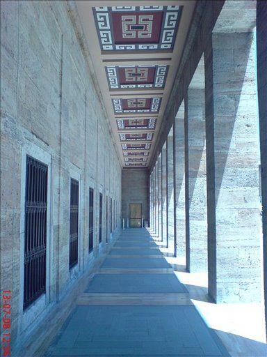 anitkabir yan koridor