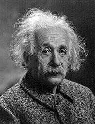 Albert Einstein (aynştayn) - Kimdir?  Hayatı Eserleri Buluşları.