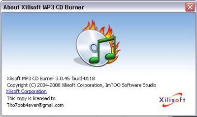 Xilisoft Audio Maker может конвертировать аудио, копировать музыку с аудио-