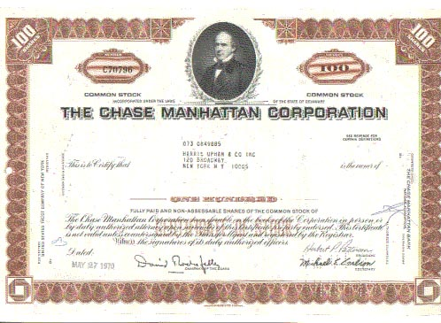 The Chase Manhattan Corporation