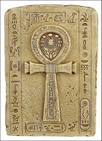M�s�r: Ankh (Nil'in anahtar�)