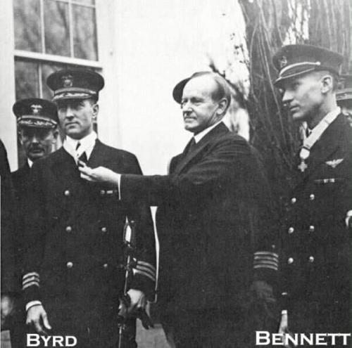Admiral Richard B. Byrd