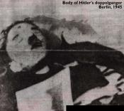 Adolf Hitler'in Cesedi, body of hitler