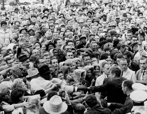 kennedy in ft worth nov 22 1963