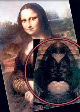 Mona Lisa ve Darth Vader