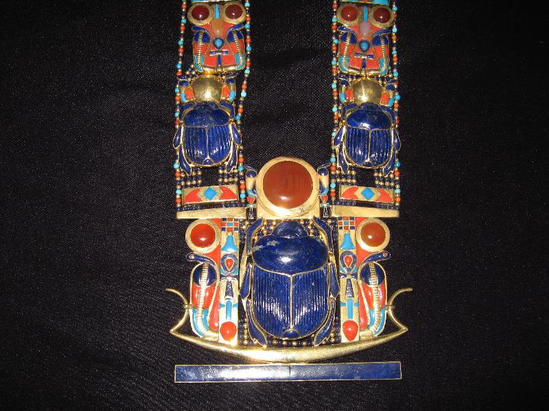 Necklace of Tutankhamun
