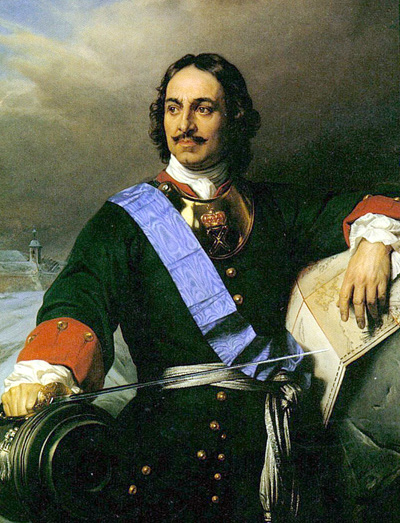 The Will of Peter The Great, Deli Petro