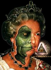 Reptilian Humaned ve Illuminati