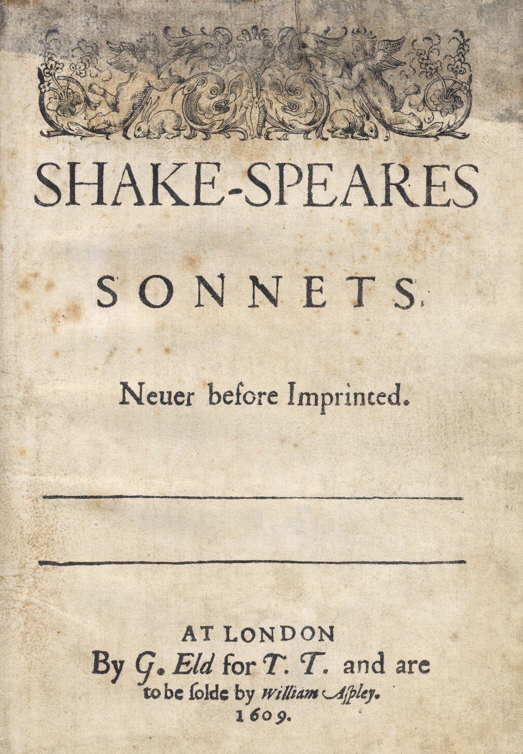 William Shakespeare, Sone, Soneler, Sonnet, Sonnets, Şiir, Edebiyat