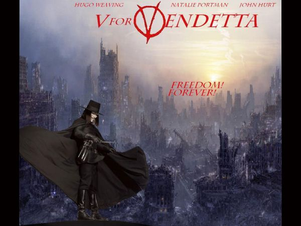 V for Vendetta, Cinema