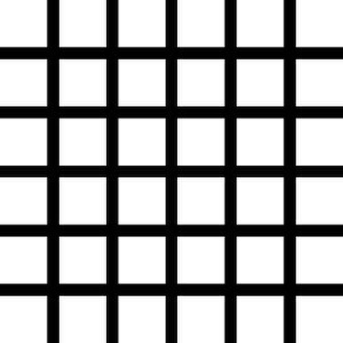 the hermann grid illusion revisited Full-text paper (pdf): the hermann grid illusion: a tool for studying human perceptive field organization.