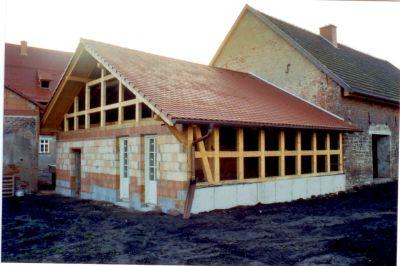 Fassadenreparatur