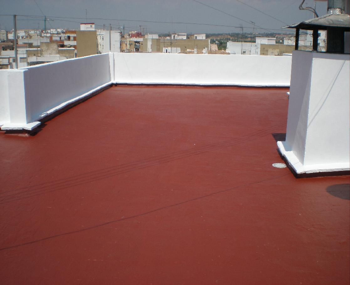 Construcciones y acabados sms impermeabilizantes - Pintura impermeabilizante terrazas ...