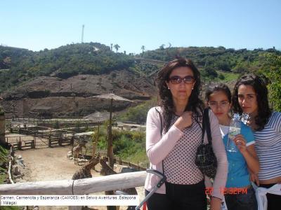 Carmen, Carmencita y Esperanza(camoes)