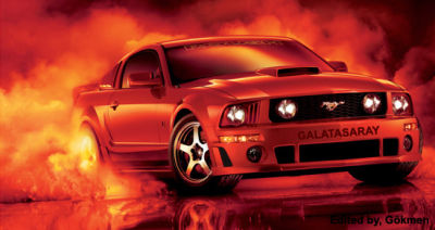 Классный Ford Mustang oboi-full-hd.ru download.