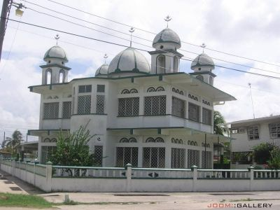 muslims in guyana