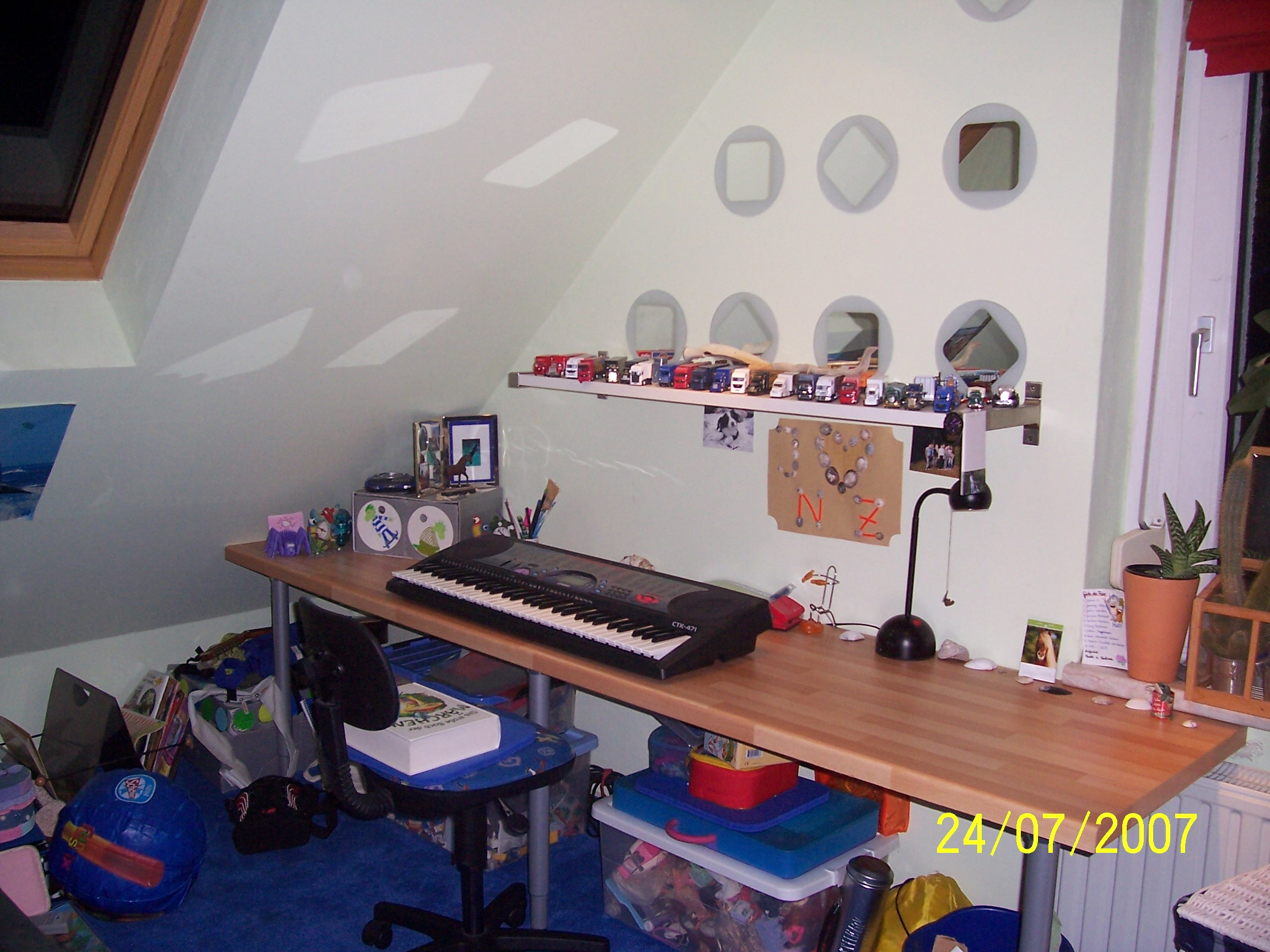 Only gym babes mein room for Schreibtisch 3m
