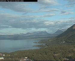 Björkliden-view of Lapporten