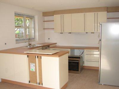 Unser Hausbau Unsere Küche