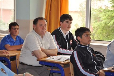 veliyiz okuldayız, projesi, veliler okulda