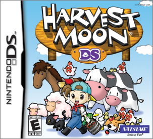 How Do I Get A Stocking In Harvest Moon Ds 114