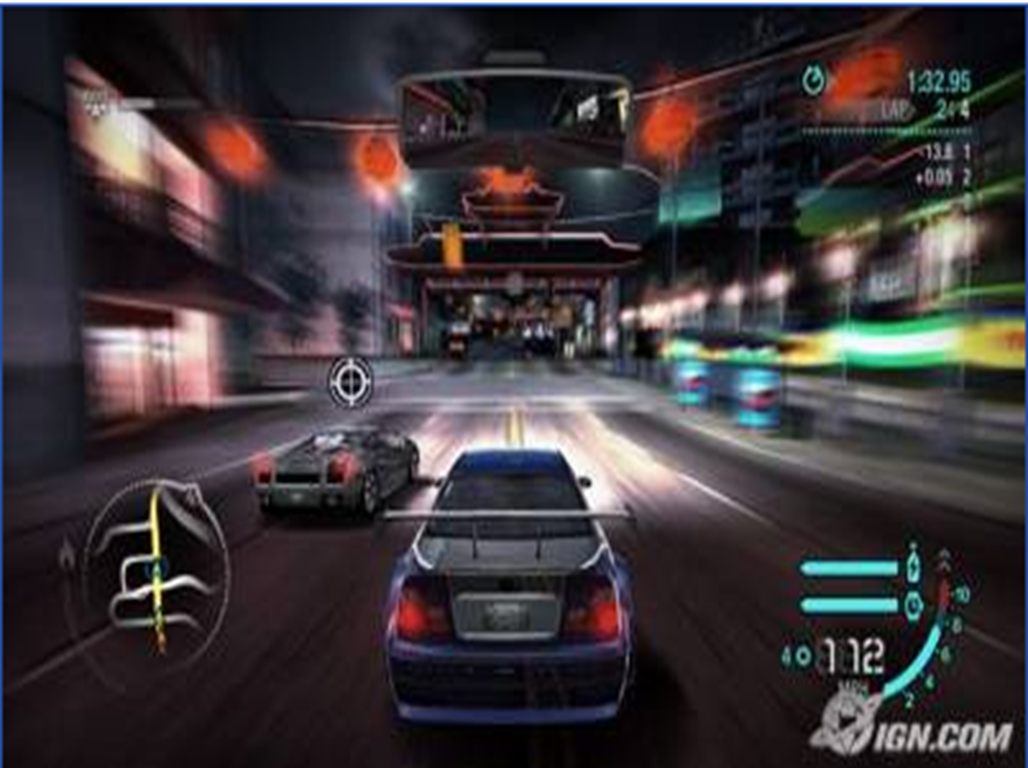 Need for Speed Carbon. Перейти к просмотру случайной игры.